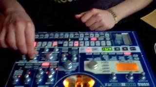 Korg EMX - Bouncy Trance