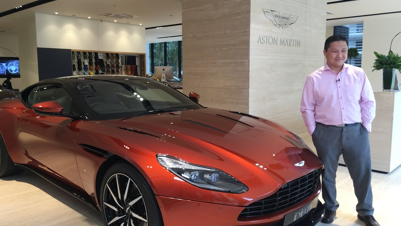 spotlight - official launch of aston martin kuala lumpur showroom