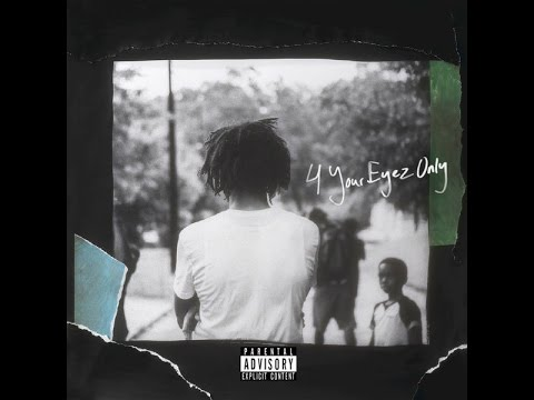 J Cole - 4 Your Eyez Only [LYRICS HQ]