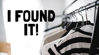 FINALLY found the top I was looking for, at #yesstyle! (Haul and Review)