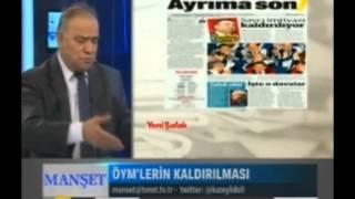 Tvnet-Manset Programı_Avni Özgürel_30.01.2014