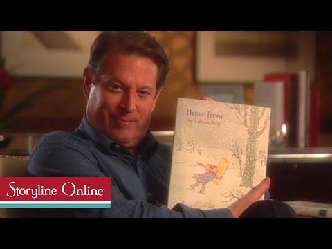 Brave Irene read by Al Gore