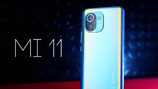 Xiaomi Mi 11 - вроде и флагман, но...