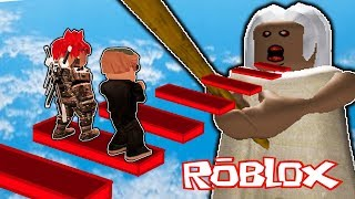 GRANNY ESCAPE IN ROBLOX with PRESTONPLAYZ!