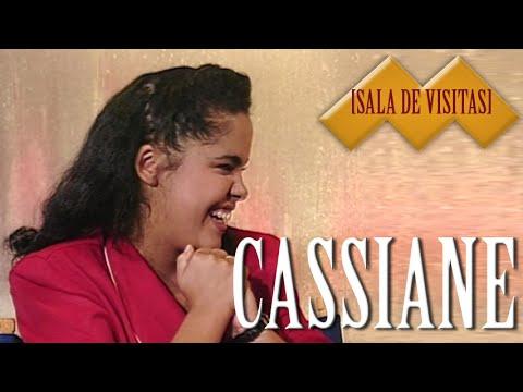 [ENTREVISTA] Conexão Gospel - Sala de Visitas com Cassiane (1996)