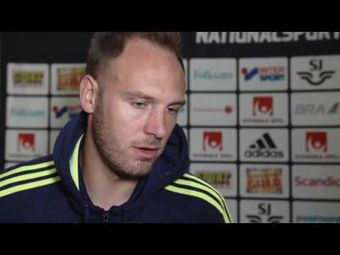 """Granqvist: """"Full fokus på Bulgarien"""" - TV4 Sport"""