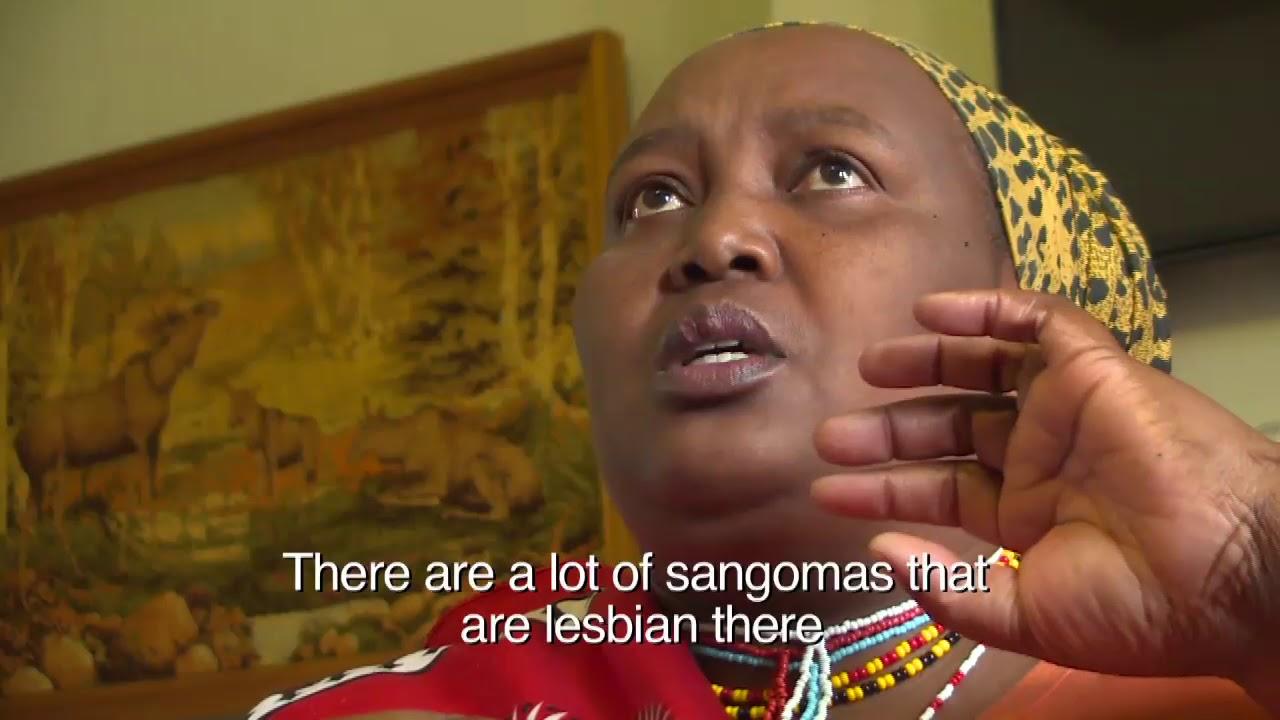 Sangoma's on gender