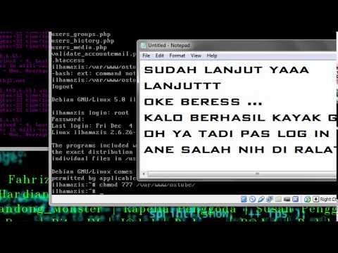 Konfigurasi Streaming Server Di Linux Debian 5.6