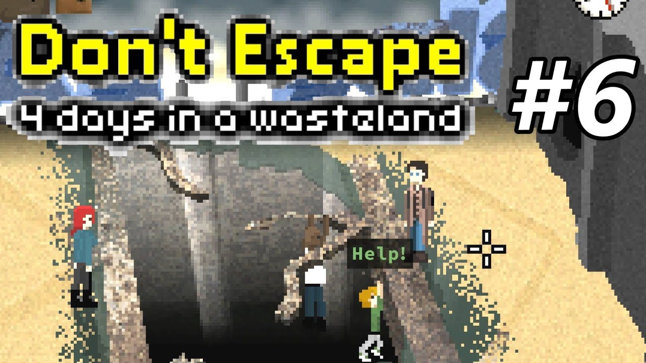 Don39t Escape 4 Days in a Wasteland Gets a New Name t