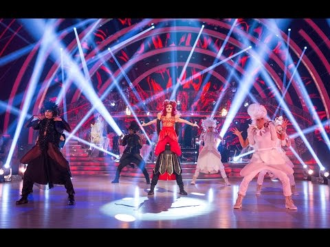 Halloween Pro Group Dance - Strictly Come Dancing 2015 - BBC One