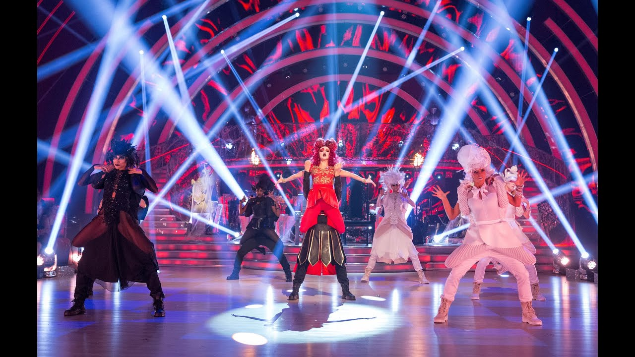 halloween pro group dance strictly come dancing 2015 bbc one youtube - Dancing Halloween