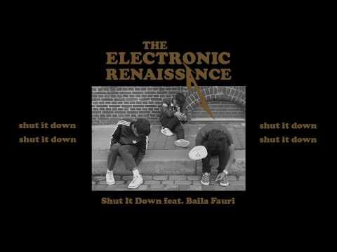 Goodnight Electric - Shut It Down feat. Baila Fauri [Lyric Video]