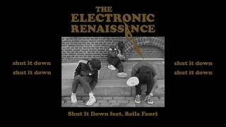 Goodnight Electric ft. Baila Fauri - Shut It Down (Official Lyric Video)