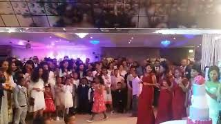 Ethiopian wedding celebration