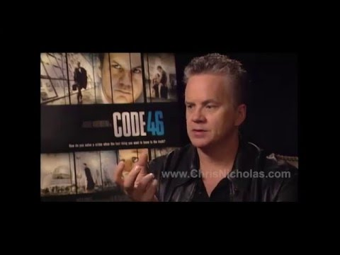 CODE 46 - The making of, behind the Scenes dvd extra content featurette