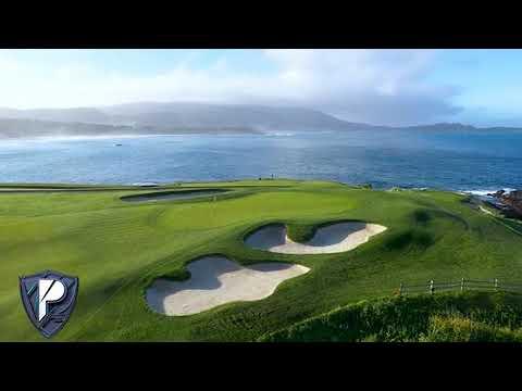 Azteca Golf - Pebble Beach  US Open