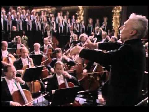 Brahms ~ Ein Deutsches Requiem, Op. 45 (IV/VII) ~ Herbert von Karajan
