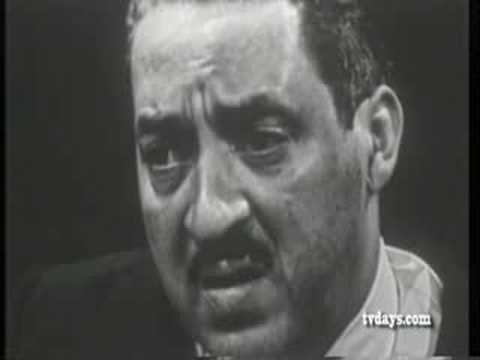 LOST THURGOOD MARSHALL INTERVIEW with MIKE WALLACE
