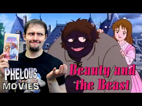 Beauty and the Beast Anime - Phelous