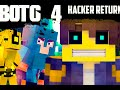 Minecraft Song and Animation BOTG 4 Return of Hacker / New song Heroes and Believers / Hacker vs LSF