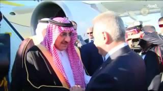 ولي العهد السعودي يناقش في أنقرة العلاقات الثنائية والملفات