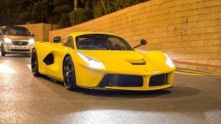 BEST OF Supercar Sounds in Monaco 2019 ! N-Largo 812, Regera, LaFerrari, Milltek RS7, iPE Aventador