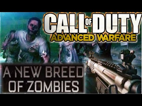 Call of Duty Advanced Warfare EXO-ZOMBIES Trailer Havoc ...