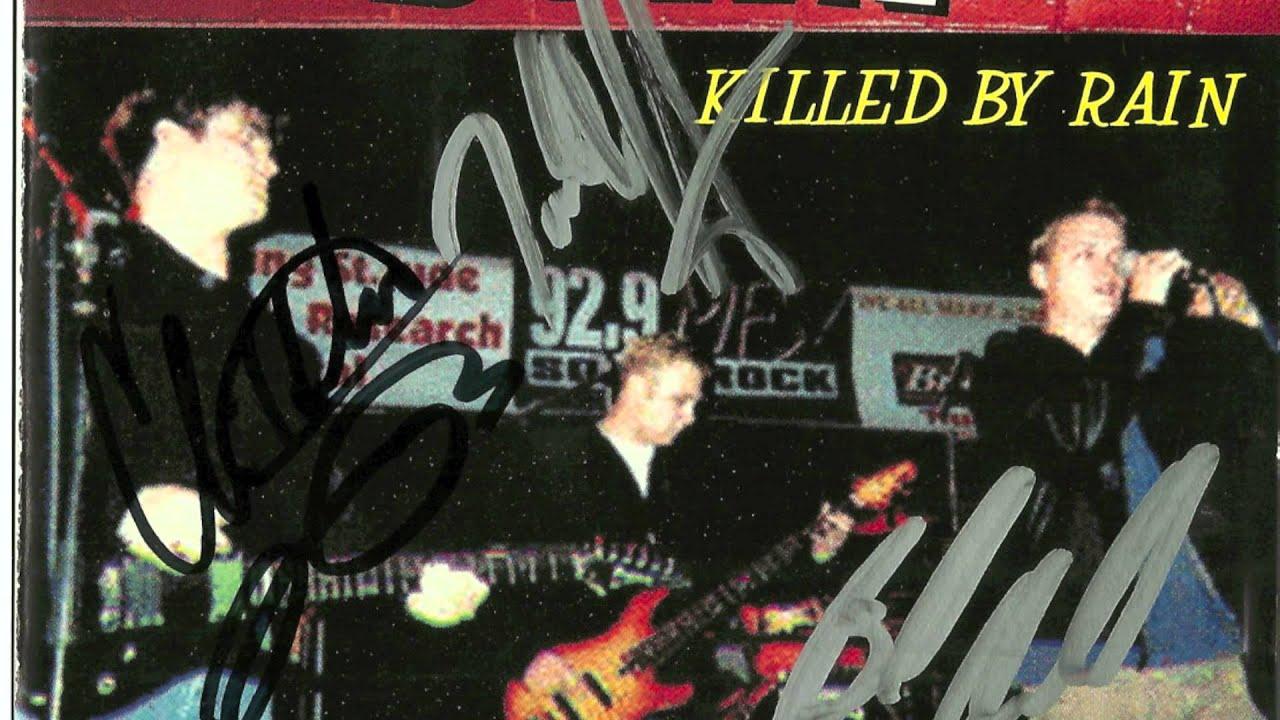 Dangerous Game Rare Killed By Rain Album 3 Doors Down