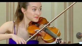 L. v. Beethoven: String Quartet No. 4, 1st movement | Menuhin Competition: Sumina Studer