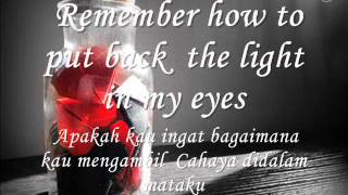 Christina Perri - Jar of Hearts Lyrics [Indonesia Sub]