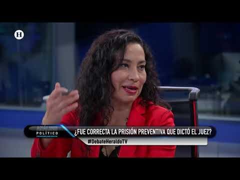 """Prisión preventiva a Rosario Robles por """"Estafa Maestra""""; expertos debaten"""