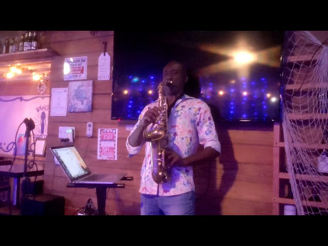 Shaggy It Wasn't Me on Sax cover