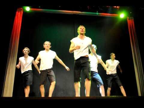 Herrang Butt Stompers, Cabaret Week 4, 2010