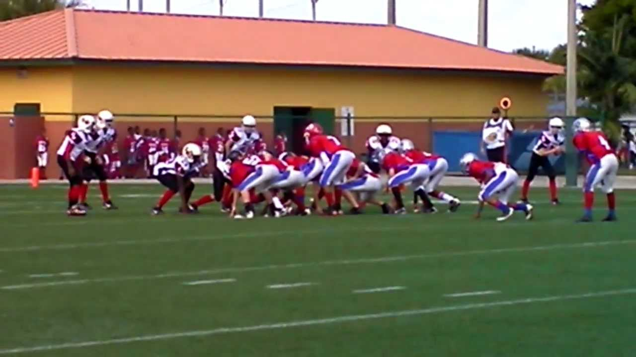 2011 PBCYFL 140 All Stars vs Key West. Orange Bowl Youth Football Alliance  Playoff 001.MP4 cb08652c7