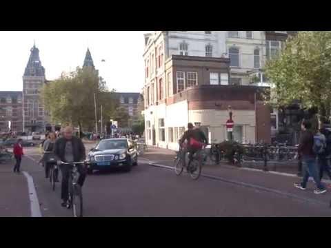 Amsterdam City Walk 2014