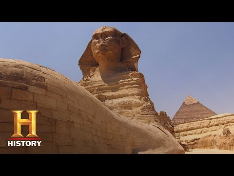 Ancient Aliens: The Sphinx and the Secrets of Atlantis (Season 9) | History