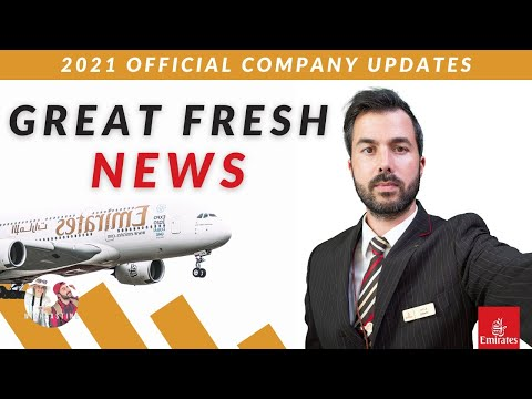 2021 UPDATES | Emirates Cabin Crew Recruitment & Accommodation Changes