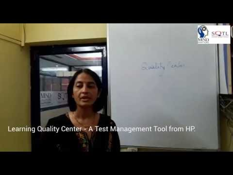 Learning Quality Center (HP Test Management Tool) at Mind Kraftors SQTL Pune
