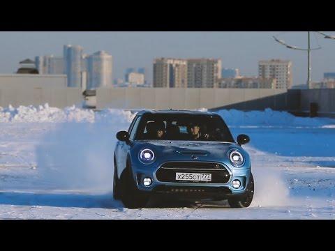 MINI Cooper S   ALL4 Cubman 2017 (тест драйв)