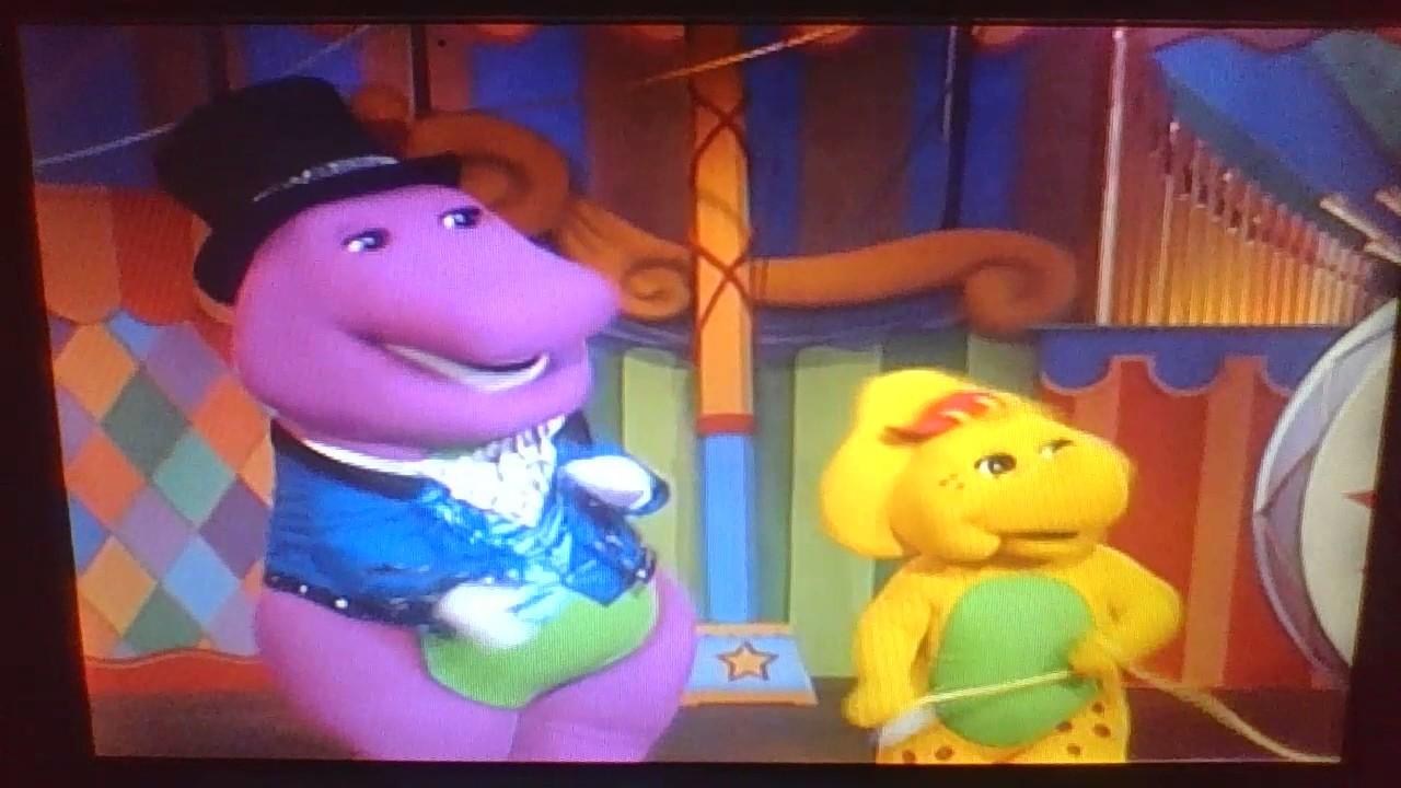 Barney's Super Singing Circus Part 2