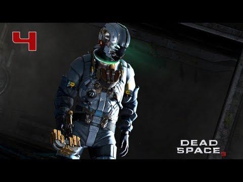 Прохождение Dead Space 3 - Часть 34 — Конец | Вихрь Схождения