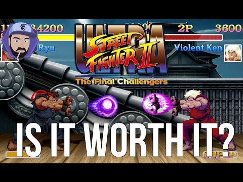 Ultra Street Fighter II Nintendo Switch - Is It Worth It? | RGT 85 Preview