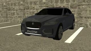 F-Pace Jaguar SMOTRAMTA FOR #Boriga