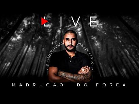 MADRUGÃO DO FOREX COM KALEO (OPERANDO AO VIVO)