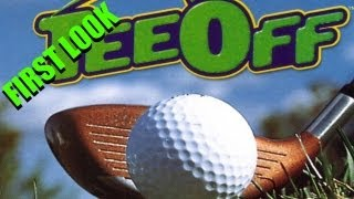 First Look: Tee Off (Dreamcast)