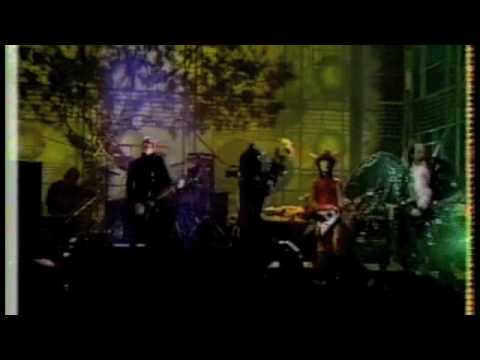 Smashing Pumpkins w/ The Frogs- Bullet with Butterfly Wings - MTV Europe Awards 1996 (1st Broadcast)