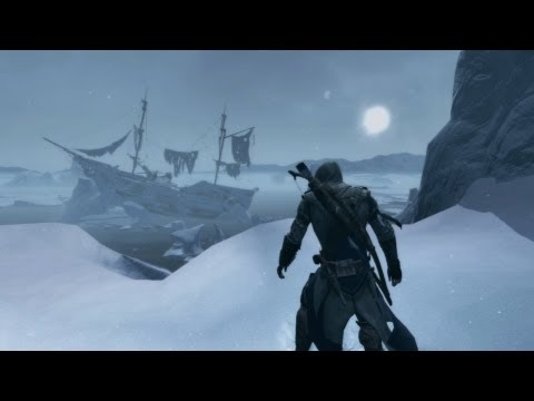 The Ghost Ship (Full Sync) - Assassins Creed III Peg Leg Mission #3