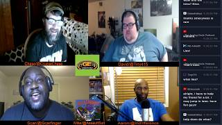 GameEnthus Podcast ep356 with @CrucialChase and @Scarfinger