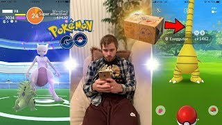 NEW RAID AT HOME FEATURE COMING TO POKEMON GO! New Research Box & Changes Made To Go Fest!