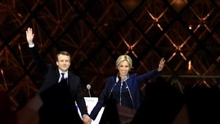 Macron  Brigittes age difference whats behind medias obsession